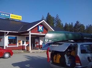 Tanhuan kyläkauppa K-Extra Hietala